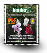 Substrato Leader  orchideee  10 Lt.