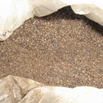 Zeolite 3-6 mm - Sacconi da 1.5 mc