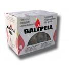 BALTPEL Legna secca da ardere - Ontano cartone 32 lt - Essiccata naturale