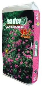 Substrate Leader Geraniums  45 ltr